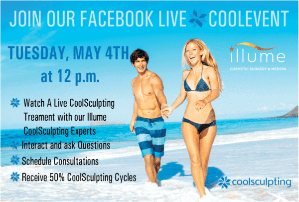 Remove Unwanted Fat with CoolSculpting